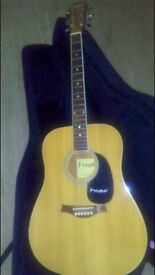 REDUCED PRICE Westfield Acoustic Guitar - Excellent condition