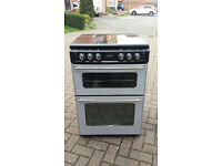 Stoves Gas Cooker 600 SIDLm, single oven, grill and 4 hob plates