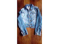 Jeans jacket 8 - 9 y