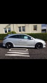 1.9 Vauxhall Astra Sri with lowered suspension, diesel with body kit, MOT 11 months