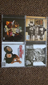 CDs / T.I / KID INK / MIGOS / THE GAME