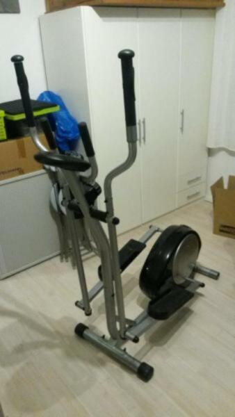 crosstrainer fitnessger t heimtrainer in th ringen m hlhausen ebay kleinanzeigen. Black Bedroom Furniture Sets. Home Design Ideas