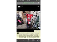Yiying 125 excellent bike