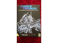 Transformers complete takara collection