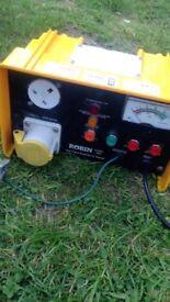 Robin portable appliance tester