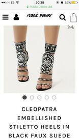 Public Desire Cleopatra Heel - Size 3