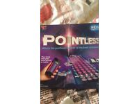 Brand New pointless board game