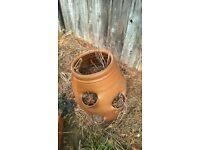 terrecotta plant pot