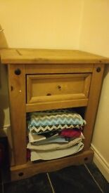 Bedside /bathroom cabinet for sale