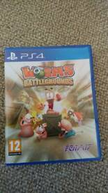 Worms ps4 game