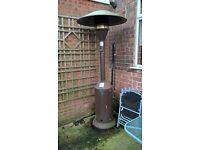 patio heater gas powered