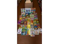 CLEARANCE BARGAIN BUNDLE LOVELY 40 CHILDRENS ALL AGES BOOKS ALLNEW/LIKE NEW ALL IN PICS ONLY £10