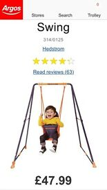Hedstrom outdoor baby swing