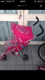 Stroller & buggy in very good condition