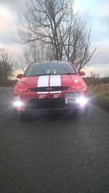 fiesta st high spec modified ford,