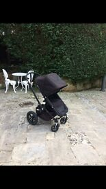 Bugaboo Cameleon 3 Limited Edition Black/black- EXTRAS INCLUDED