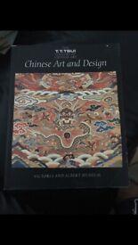 Chinese Art & Design book