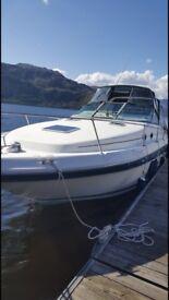 Searay sundancer cruiser boat