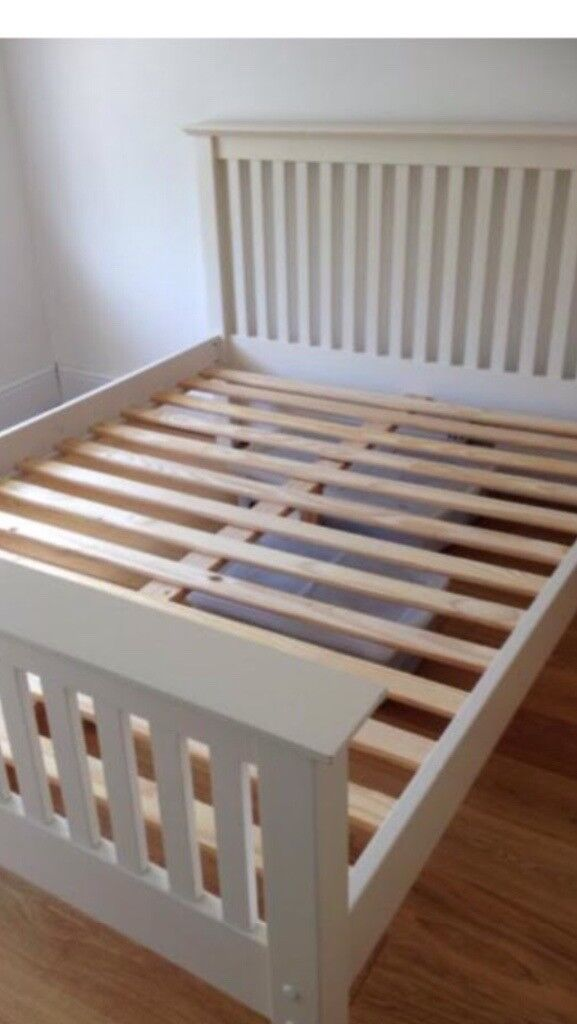 Good solid king size bed