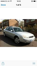 for Sale Ghia mondeo mint condition for sale well looked after