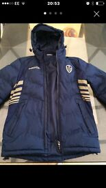 Leeds United Stadium Jacket
