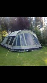 Outwell tent bear lake 6