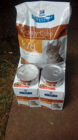 special cat kidney food dry wet tins and puches all varietys