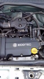 vauxhall corsa z12xe engine 51k