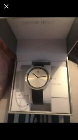 Jacob jenson watch new with tags