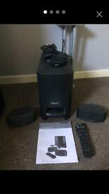 Bose cinemate excellent condition