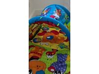 Baby Play Mat and Play Tunnel