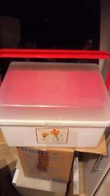 Mothercare storage box