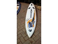 Wind surfing kit