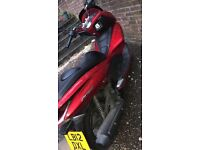 Red pcx 125 very good condition full log book and service history