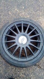 team dynamic 16 inch alloy wheels