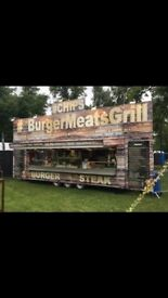 20 ft EVENT CATERING TRAILER