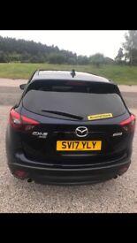 Reduced top spec Mazda CX5 2.2d 175 Sport Nav 5 dr AWD