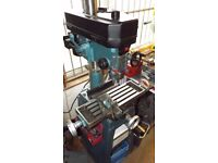 Alpine PDM 25 Mill/Drill machine with extras ## FURTHER PRICE REDUCTION ## £1800 o.n.o