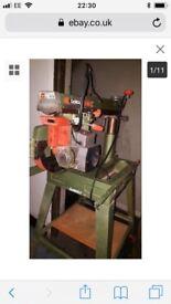 Dewalt Radial Arm Saw 240 v.Bargain