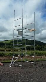 Scaffolding towers for sale Scotland