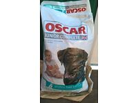 Oscars dog food Junior 15kg