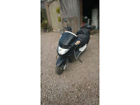 Sym Shark 125 - Full Size Scooter - For Spares or Repair