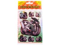 Wholesale Joblot Clearance Stock of KOOL KIDS STICKERS ONLY 5p Each KIDS WILL LOVE IT MUST GO