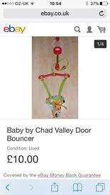 New Chad valley door bouncer