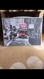 LONDON BUS PHOTO FOR SALE
