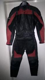 Frank Thomas ladies leathers, size UK10/EU36