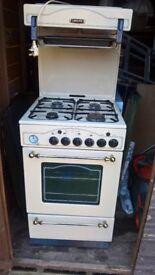 Gas cooker victoriana el