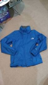 North face jacket size S/M