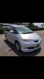 Toyota estima hybrid 2006 fresh import