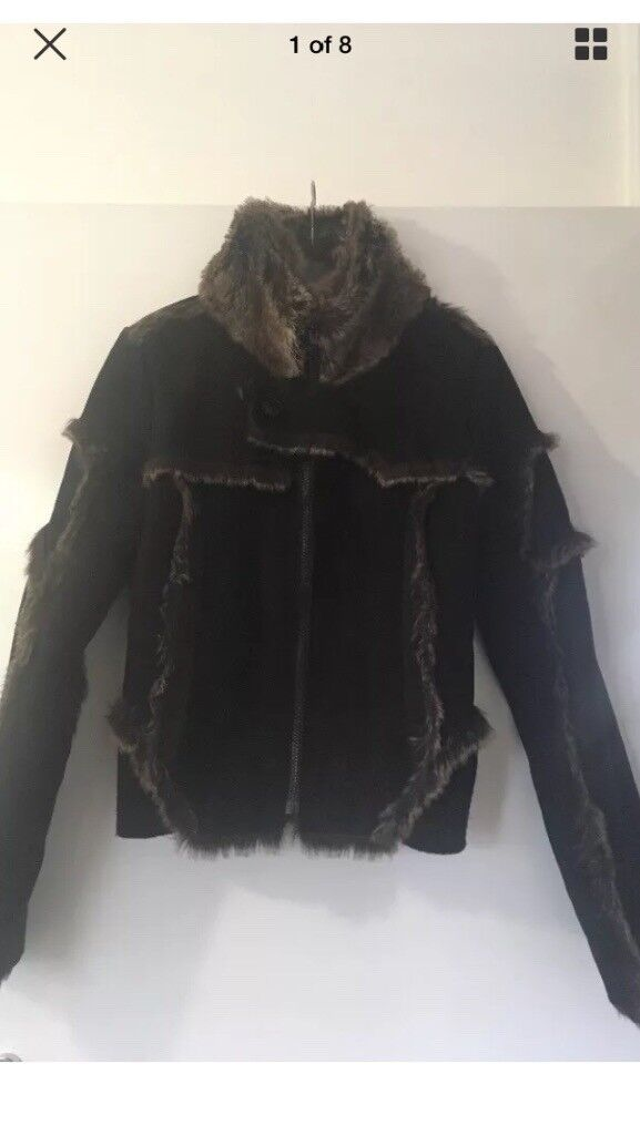 Ladies Duck and cover coat size 10-12  567226a4c